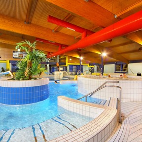 Summer Wellness package with unlimited entrance to aqua park