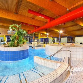 Summer holiday in Aquapark Spindleruv Mlyn for two