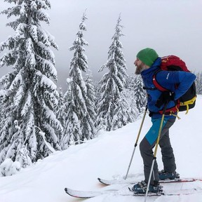 Winter Trips with mountain guide