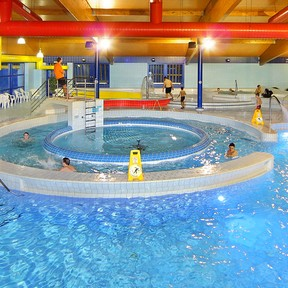 Summer holiday with children in Aquapark Spindl